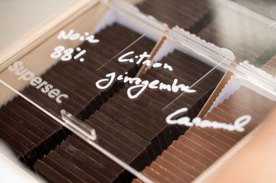 Superchoc c'est des tablettes de chocolat bio, belge et en vrac