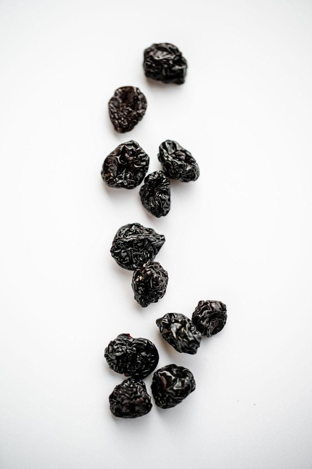 Cerise noire séchée d'Edessa, un fruits séchés en vrac de Supersec