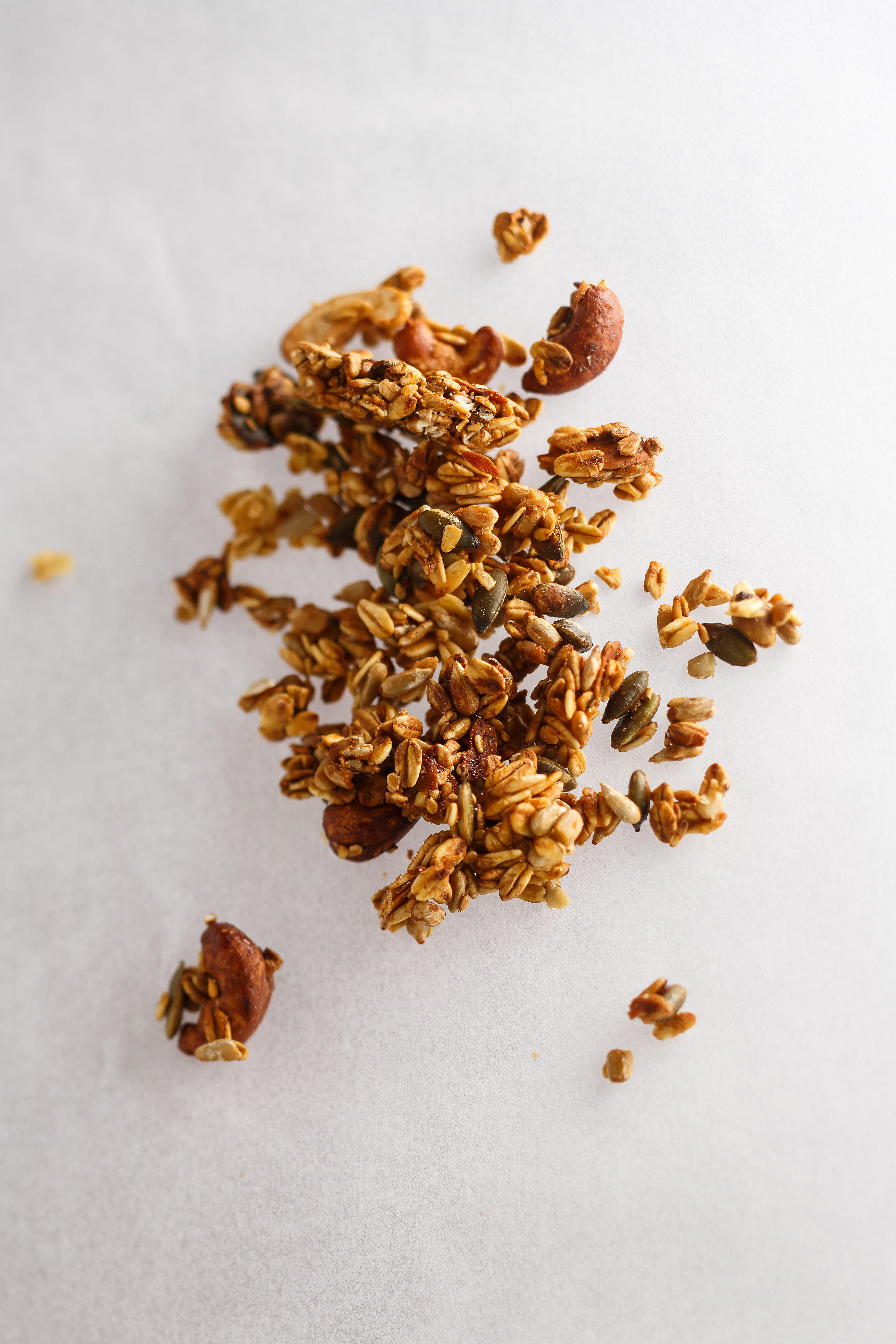 Granola bio de Supersec
