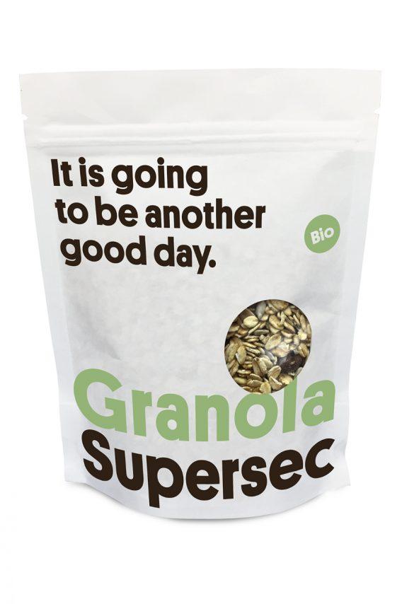 Granola bio de Supersec