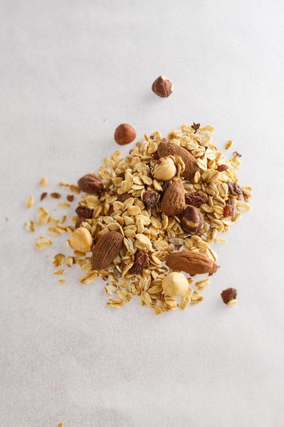Muesli aux noix et aux amandes bio de Supersec