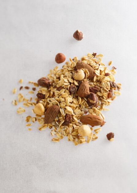 Muesli aux noix par Supersec, bio