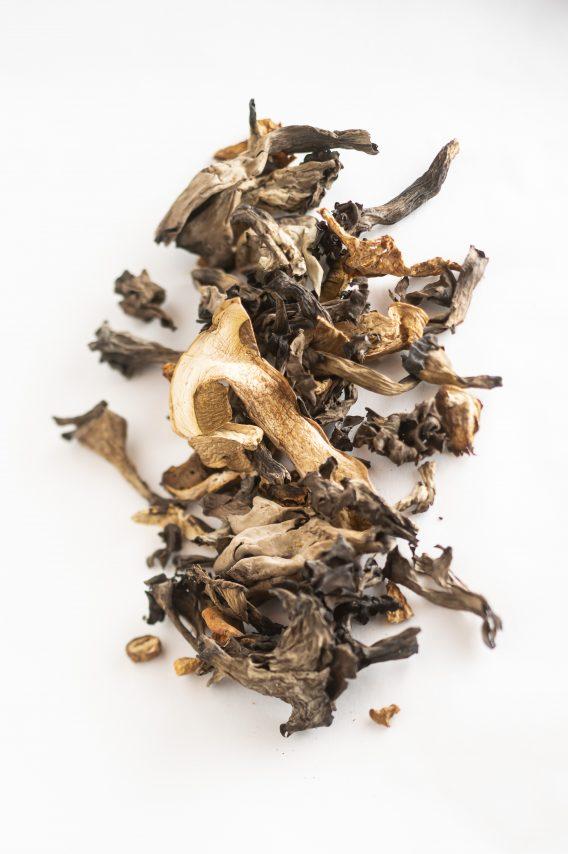 mélange de champignons séchés bio de Supersecmélange de champignons séchés bio de Supersec