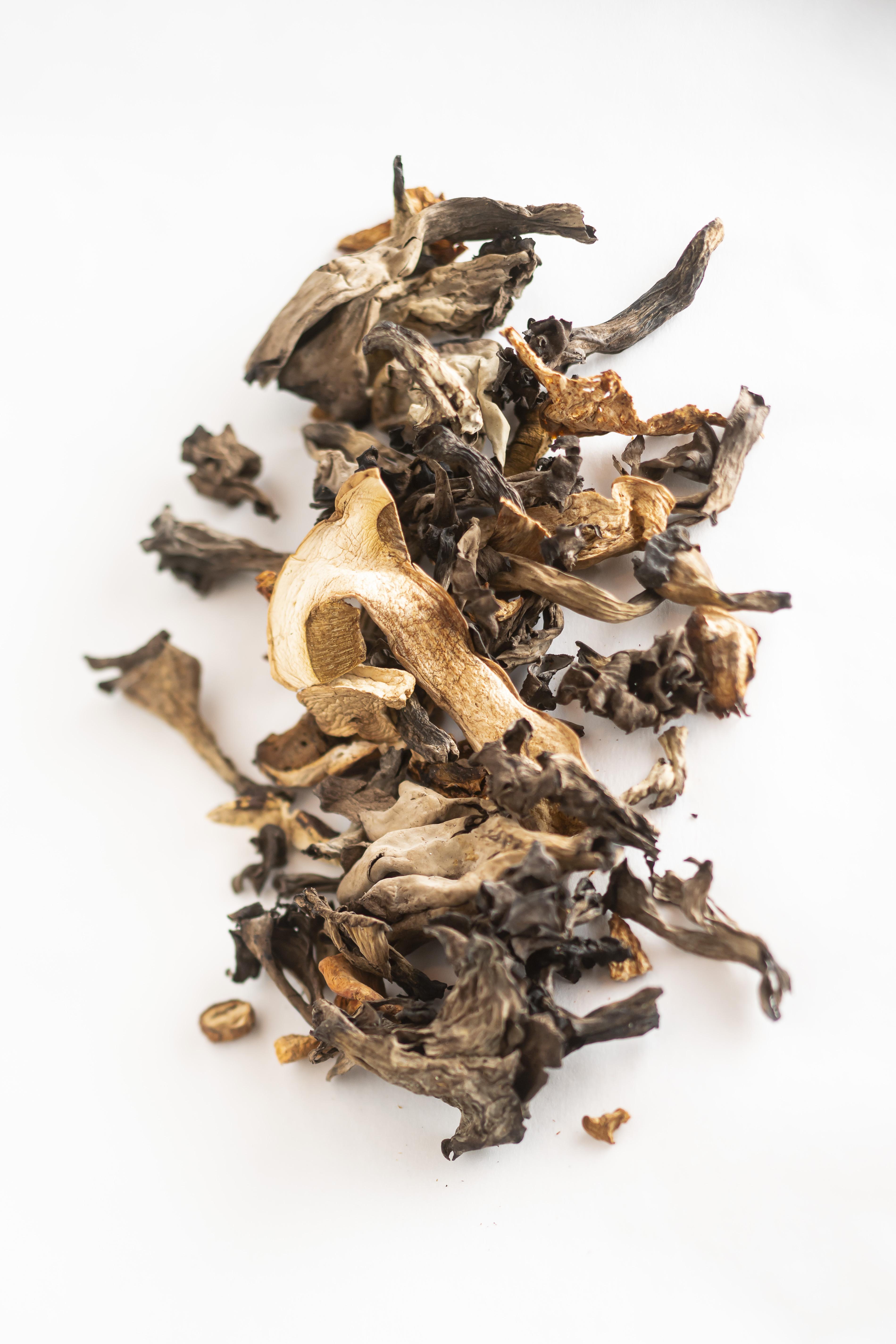mélange de champignons séchés bio de Supersec