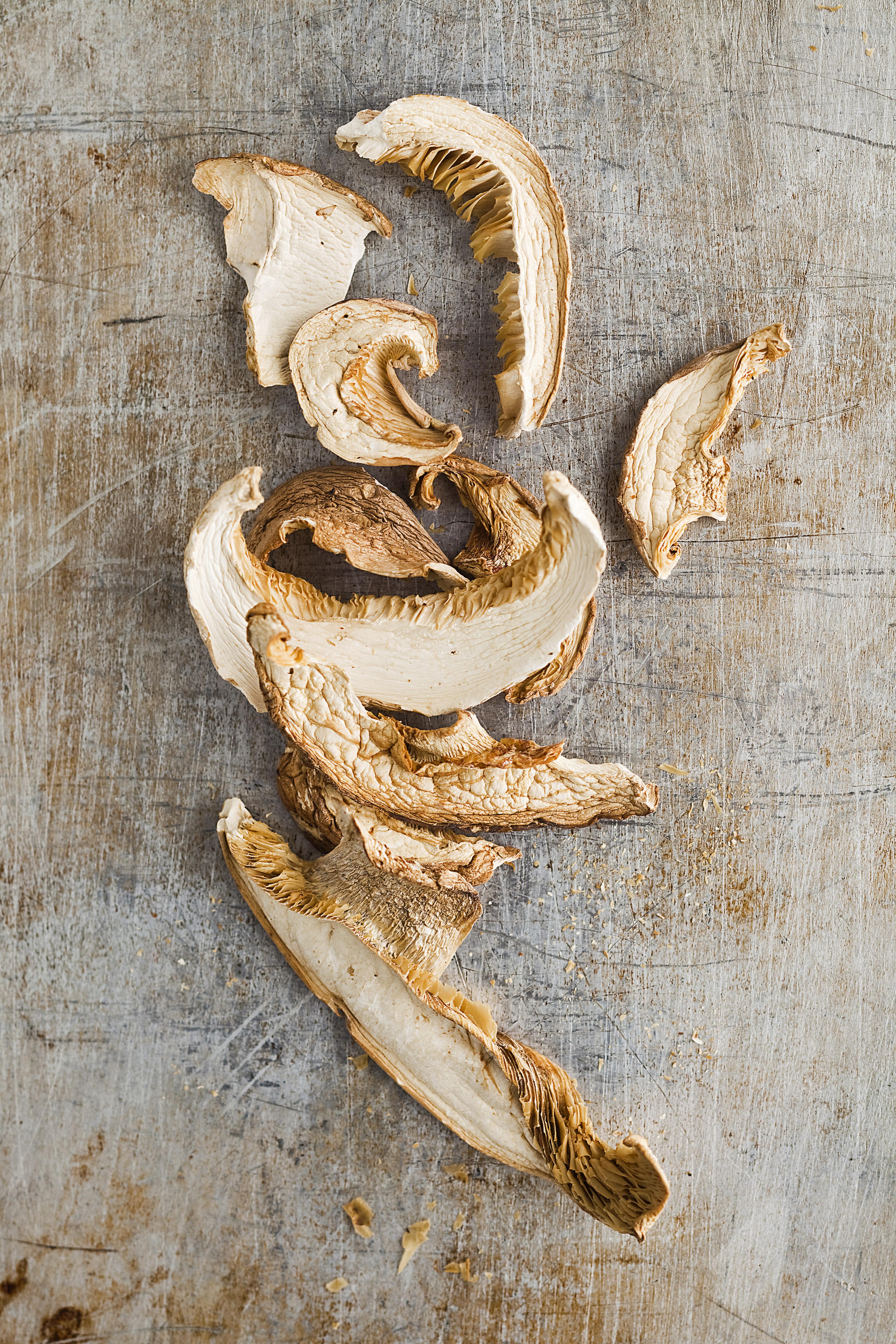 Le Shiitake, l'un des champignons séchés bio de Supersec