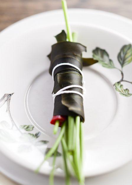 Bouquet garnis, une recette de Supersec par Philippe Emanuelli