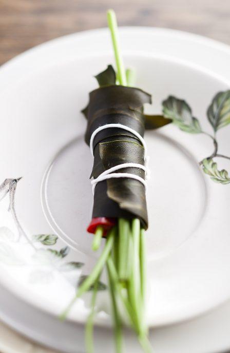 Bouquet garnis de Kombu breton, une recette de Supersec par Philippe Emanuelli