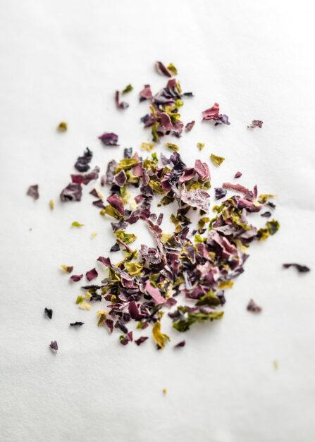 Mélange du pécheur : mélange d'algues bio Supersec à cuisiner
