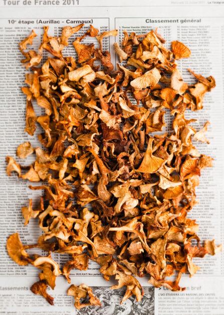 Les Girolles Supersec sont d'origine biologique et séchées à faible température pour garder leurs nutriments