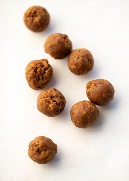 Energy Balls Supersec, 100% mangue bio séchée, sans gluten et vegan