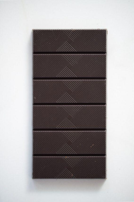 Tablette Superchoc Noir 88%, chocolat belge et bio de Supersec