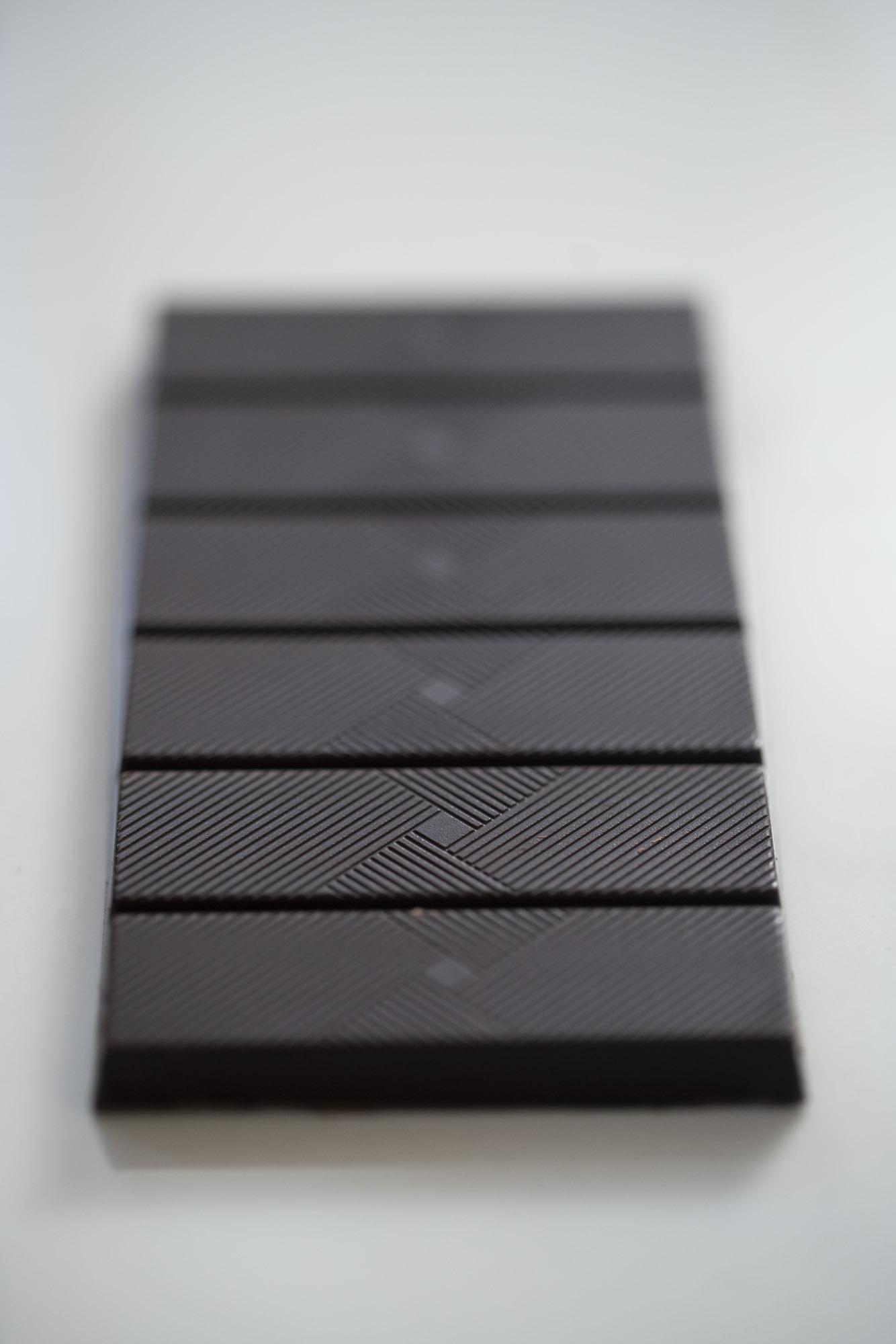 Tablette Superchoc Noir à la fleur de sel, chocolat belge et bio de Supersec