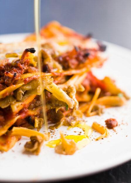 Lasagne aux chanterelles_Supersec_Recettes_Champignons