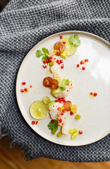 raisin ceviche recette supersec